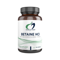 Betaine HCl 120 capsules